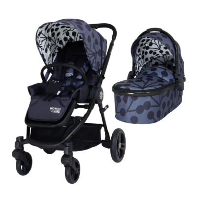 Cosatto Lunaria Wowee Pushchair and Carrycot