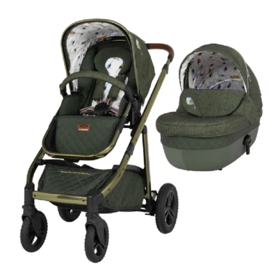 Cosatto Wow Continental Bureau with Carrycot
