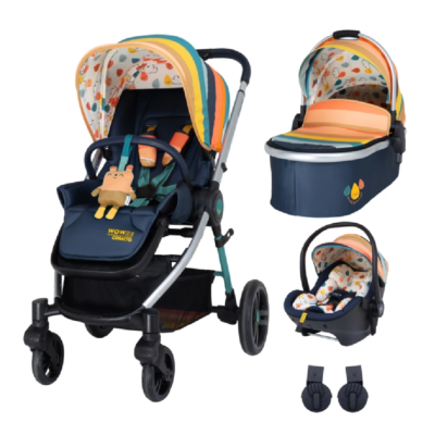Cosatto Wowee Goody Gumdrops Premium Travel System Bundle