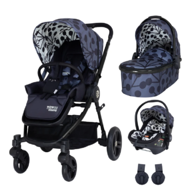 Cosatto Wowee Lunaria Premium Travel System Bundle