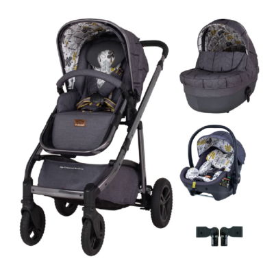 Cosatto Fika Forest Wow Continental Premium Travel System