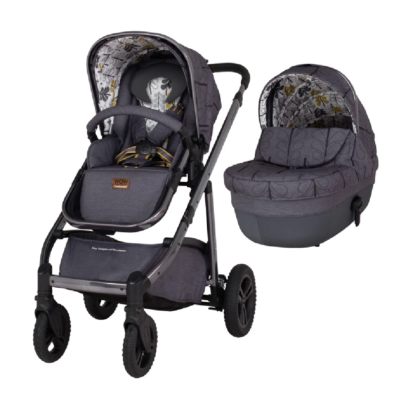 Cosatto Wow Continental Fika Forest with Carrycot