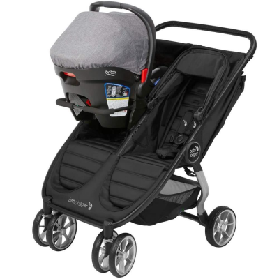 Baby Jogger Double Britax i-size Car Seat Adapter