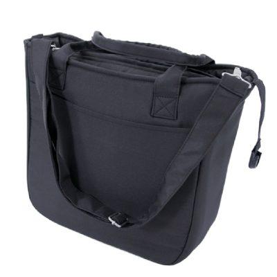 Leclerc Black Changing Bag