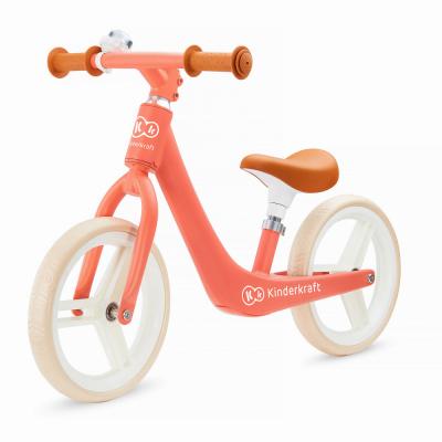 Kinderkraft Magic Coral FLY PLUS Balance bike