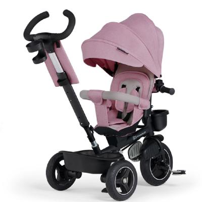 Kinderkraft Mauvelous Pink SPINSTEP Trike