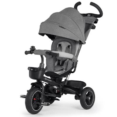 Kinderkraft Grey SPINSTEP Trike