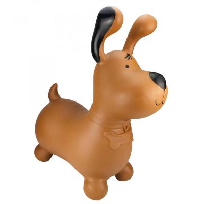 Happy Hopper Brown Dog
