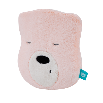 myHummy Pink Mini Sleep Aid with Basic Sensory Heart
