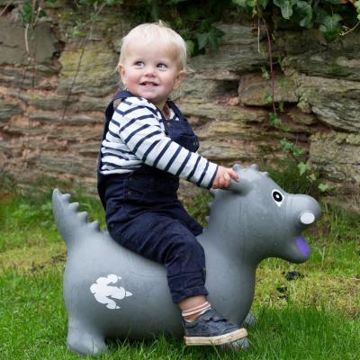 Happy Hopper Grey Dragon