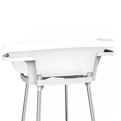 Aquascale White Bath Stand
