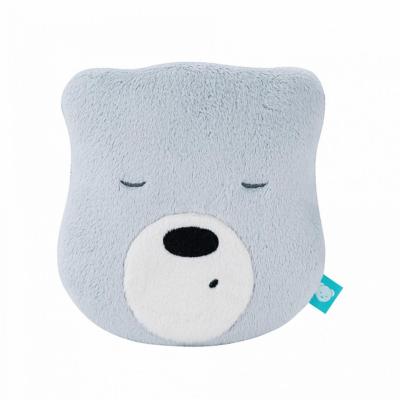 myHummy Light Grey Mini Sleep Aid with Basic Sensory Heart