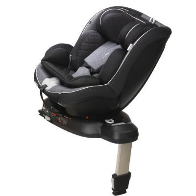 Mee-go Swirl Onyx Black i-Size Car Seat