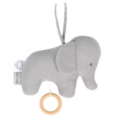 Nattou Musical Grey Elephant