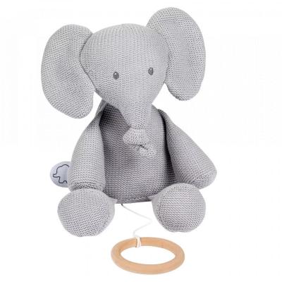 Nattou Grey Tembo Musical Elephant