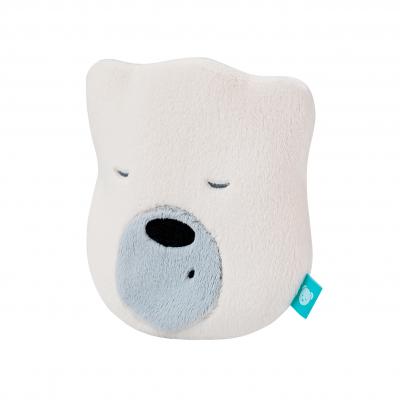 myHummy Ecru Mini Sleep Aid with Basic Sensory Heart