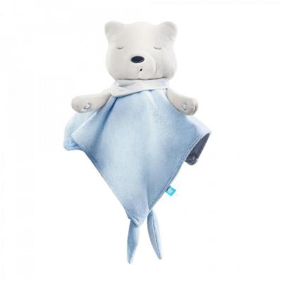 myCuddly Blue Sleep Aid with Sleep Sensor and Bluetooth