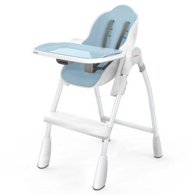 Oribel Blue Cocoon Highchair