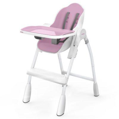 Oribel Rose Pink Cocoon Highchair