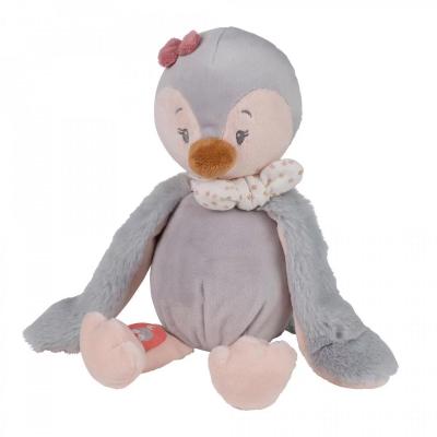 Nattou Sasha The Penguin Cuddly Toy