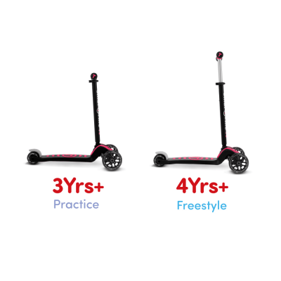 SmarTrike Pink T5 Toddler Scooter