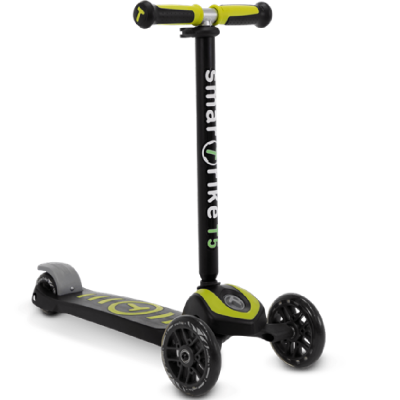 SmarTrike Green T5 Toddler Scooter