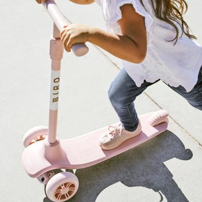 BIRDIE Kids Scooter - Electric Rose