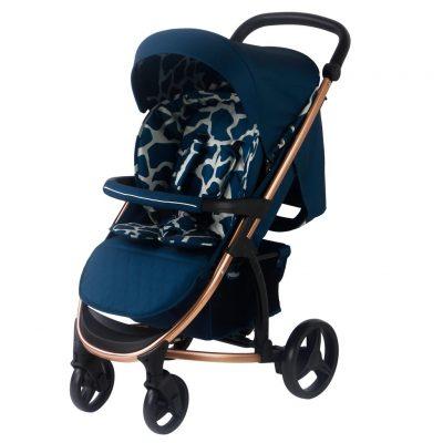 My Babiie Dani Dyer pushchair - Blue Giraffe