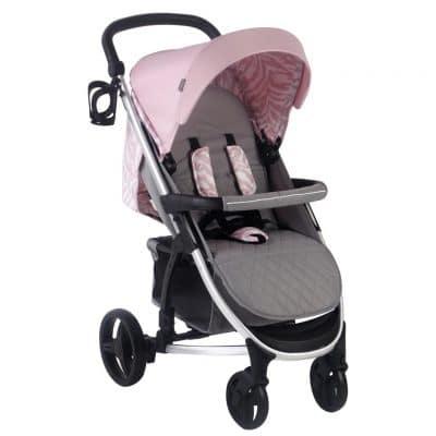 My Babiie Dani Dyer pushchair - Pink & Grey