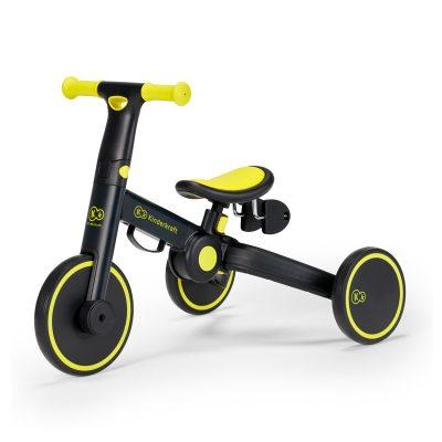 Kinderkraft Black Volt 4trike Tricycle
