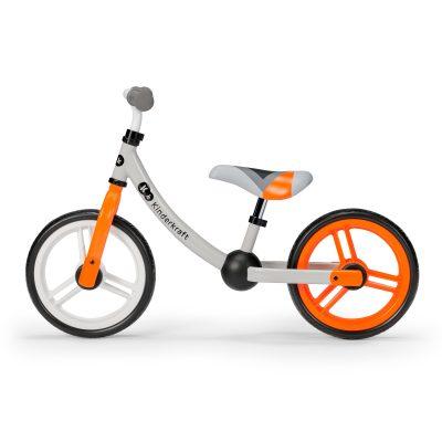 Kinderkraft Blaze Orange 2 Way Next 2021 Balance Bike 2