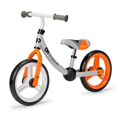 Kinderkraft Blaze Orange 2 Way Next 2021 Balance Bike