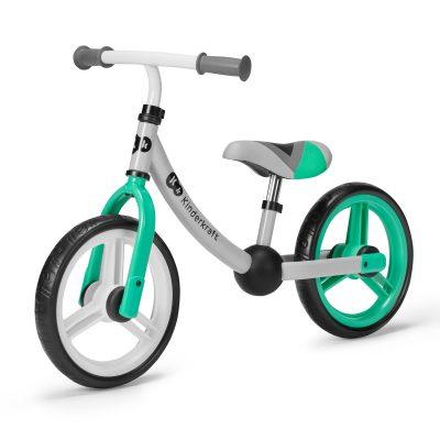 Kinderkraft Light Green 2 Way Next 2021 Balance Bike