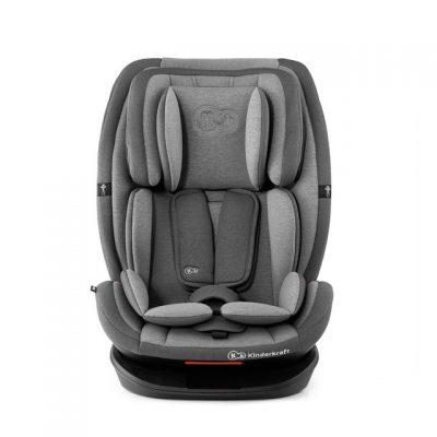 Kinderkraft Rocket Grey OneTo3 2021 Isofix Car Seat 3