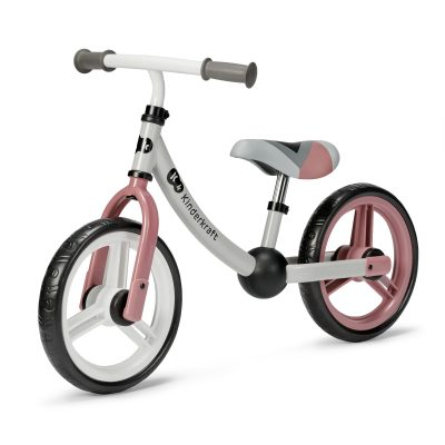 Kinderkraft Rose Pink 2 Way Next 2021 Balance Bike