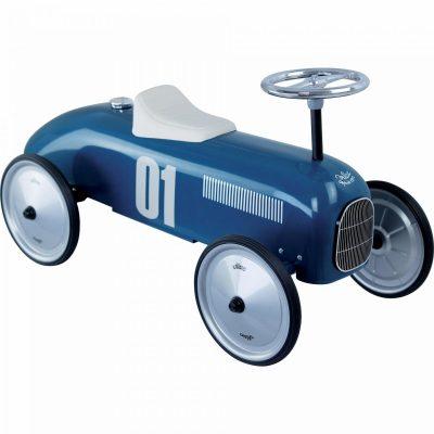 Vilac Petrol Blue Metal Car