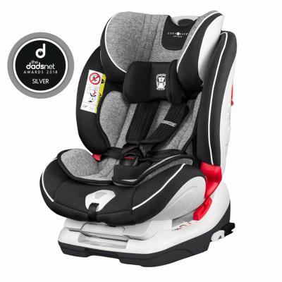 Cozy N Safe Arthur Graphite Car Seat