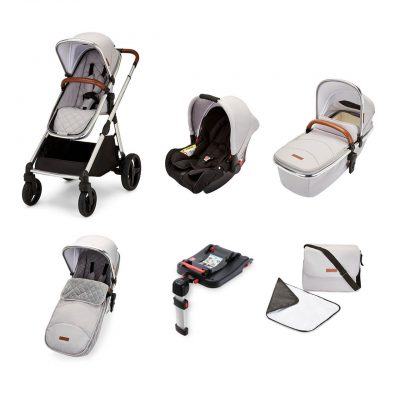 ickle-bubba-eclipse-all-in-one-travel-system-silver-grey-tan-handle-1