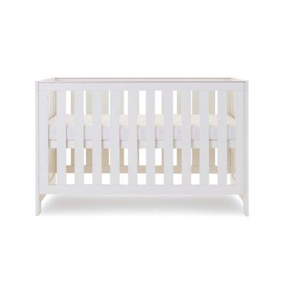 nika cot bed white
