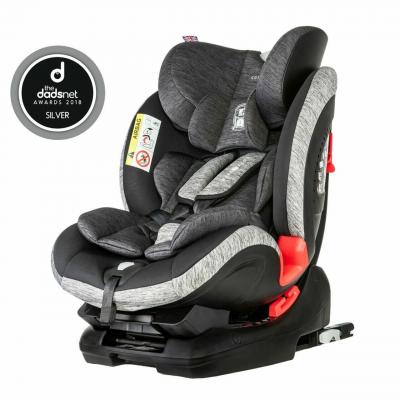 Cozy N Safe Arthur Black/Grey Car Seat