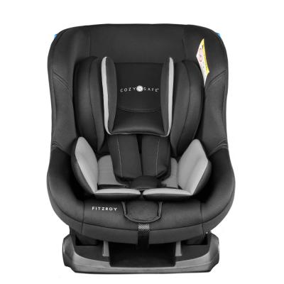 Cozy N Safe Black/Grey Fitzroy Car Seat