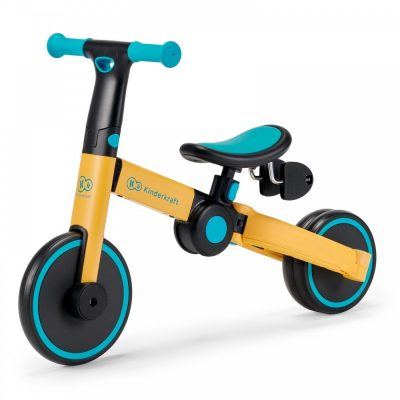 Kinderkraft Primrose Yellow 4trike Tricycle