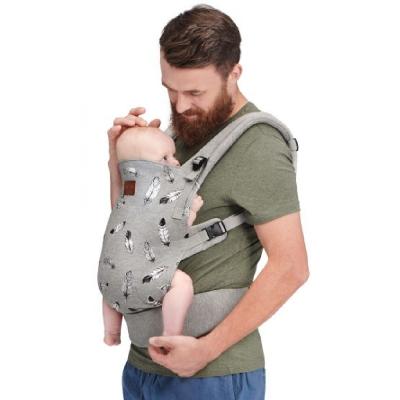 Kinderkraft MILO Grey Baby carrier