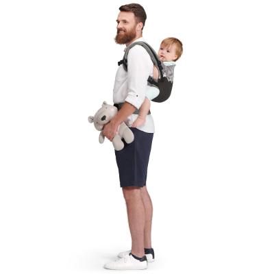 Kinderkraft MILO Black Baby carrier