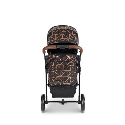 Ickle Bubba Black / Copper / Tan Moon 2 In 1 Pushchair