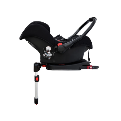 Moon Travel System Black/Copper/Black with Galaxy Car Seat & Isofix Base