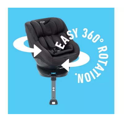 Graco Turn2Me Isofix 360° Rotating Car Seat
